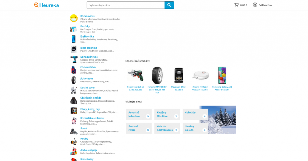 Je Heureka dôležitá pre váš e-shop?