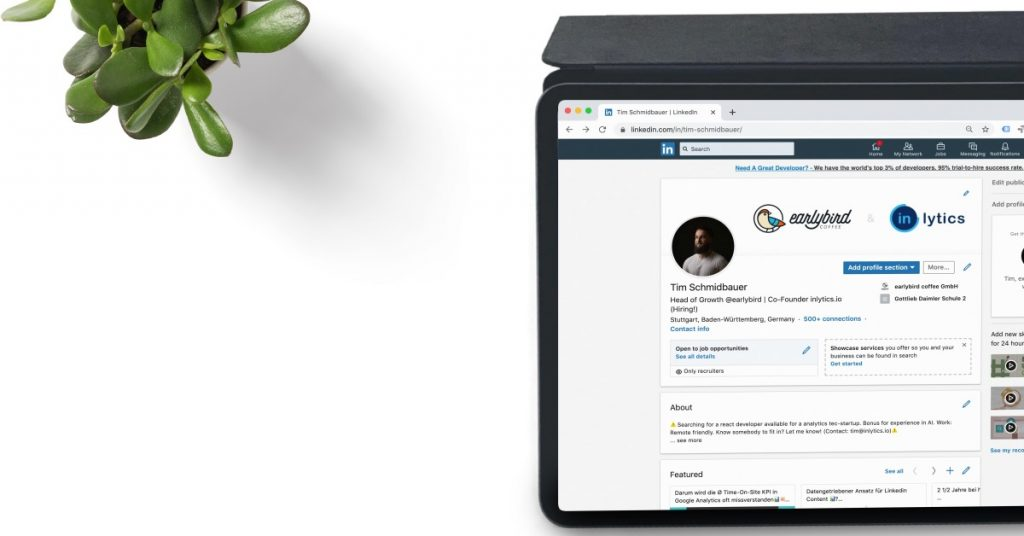 Ako založiť LinkedIn firemnú stránku